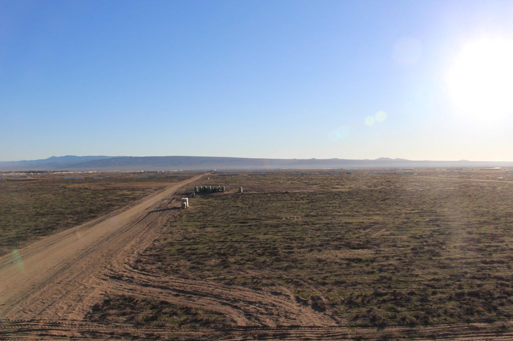 Springbok 2 Solar Farm_West looking East_January_25_2016_08_00am